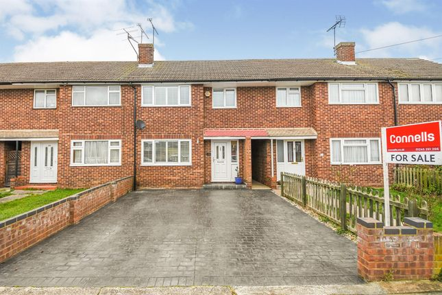 Thumbnail Terraced house for sale in Donald Way, Chelmsford