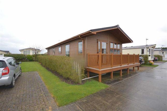 Thumbnail 3 bed mobile/park home for sale in Eastfield, Far Grange Caravan Park, Hornsea Road, Skipsea, East Yorkshire