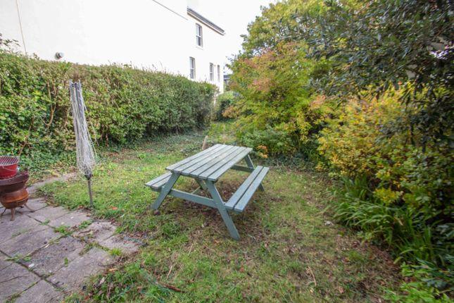 Garden of Collingwood Villas, Stoke, Plymouth PL1