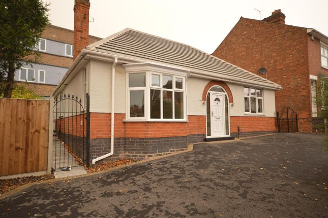 Thumbnail Detached house to rent in Hinckley Road, Earl Shilton, Leicester