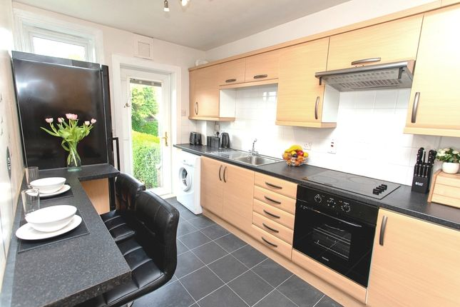 Thumbnail Flat for sale in Grieve Street, Kirkcaldy