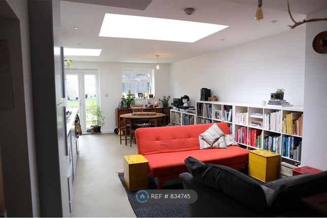 Thumbnail Terraced house to rent in Dartnell Road, London