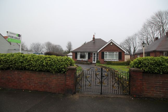 Thumbnail Detached bungalow for sale in Rockingham Road, Swinton