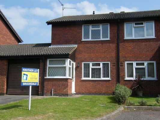 Thumbnail Semi-detached house to rent in Cranemore, Werrington, Peterborough