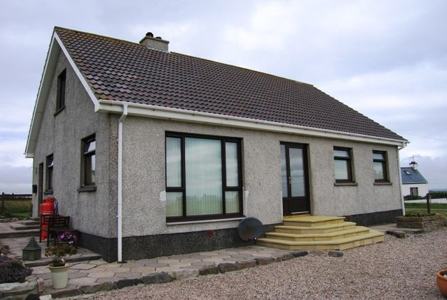 Thumbnail Detached house for sale in Upper Aird, Point, Isle Of Lewis