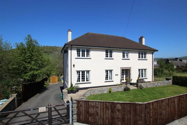 Thumbnail Detached house for sale in Sennybridge, Brecon