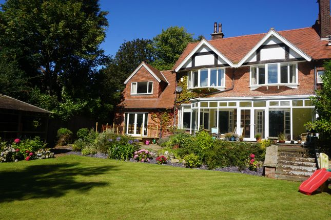 Thumbnail Semi-detached house for sale in Station Road, Scalby, Scarborough