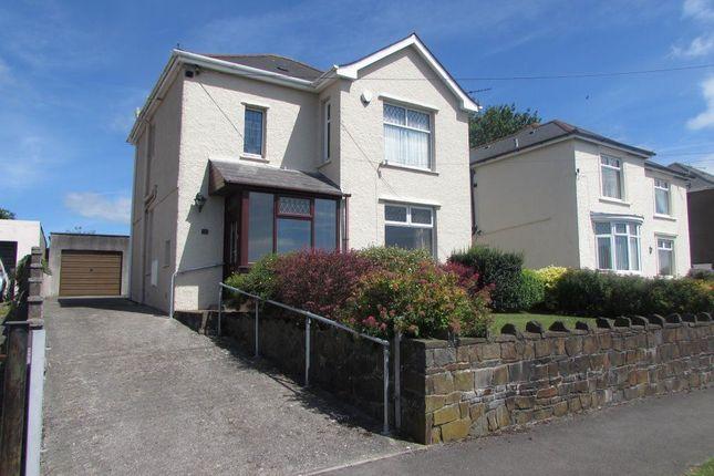 Thumbnail Property to rent in Wyndham Crescent, Bridgend
