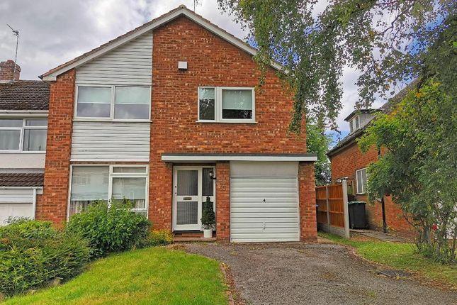 Thumbnail Semi-detached house for sale in Chatsworth Avenue, Birmingham
