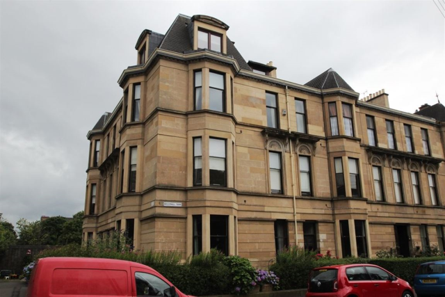 Thumbnail Flat to rent in Broomhill Terrace, Glasgow, 7Ah