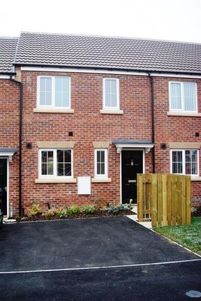Thumbnail Town house to rent in St James Place, Bottesford, Scunthorpe