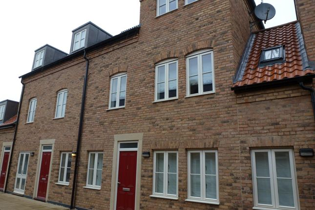 Thumbnail Flat to rent in Marchant Court, Downham Market
