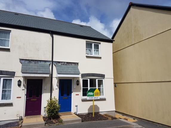 Thumbnail End terrace house for sale in Camelford, Cornwall