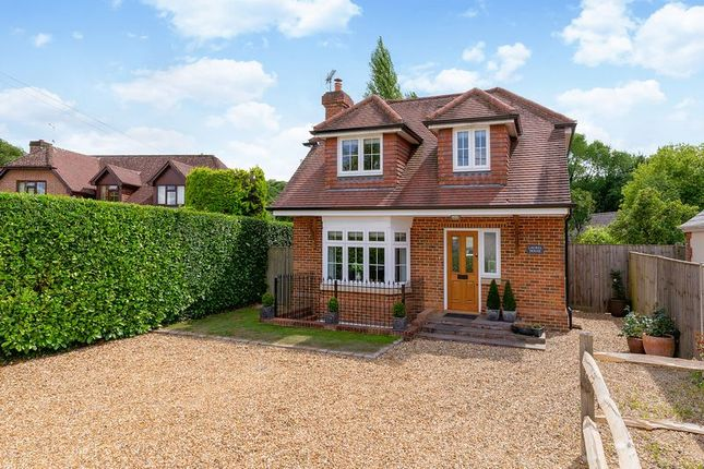 Thumbnail Detached house for sale in Station Road, Bentley, Farnham