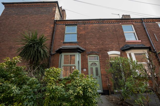 Thumbnail End terrace house to rent in Brookfield Road, Birmingham