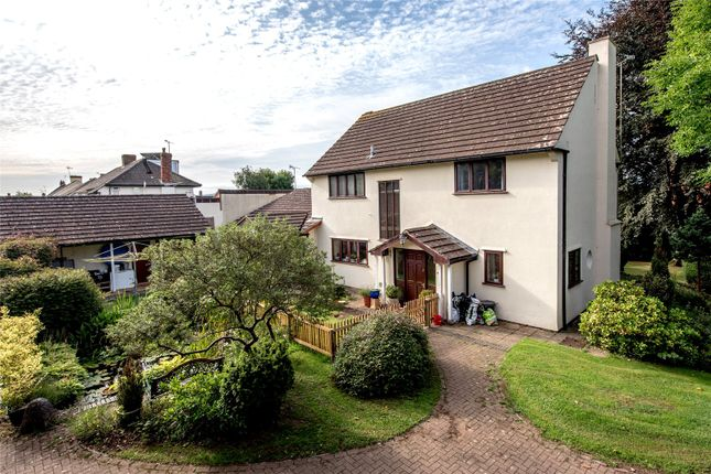 Thumbnail Detached house for sale in Rectory Road, Norton Fitzwarren, Taunton, Somerset
