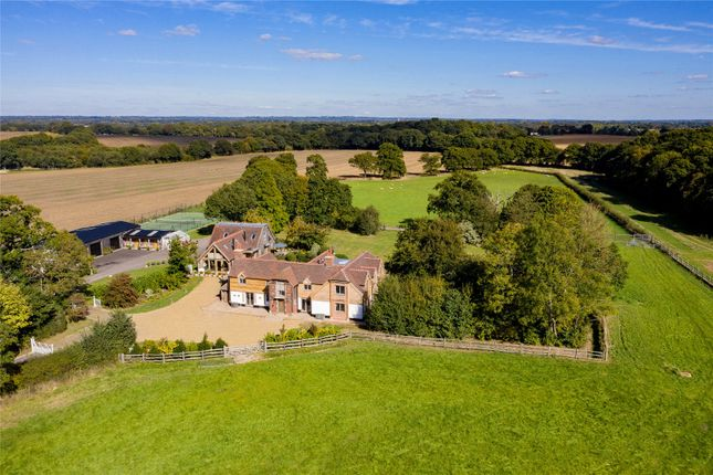Thumbnail Country house for sale in Dial Post, Horsham, West Sussex