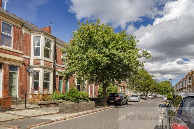 Thumbnail Block of flats for sale in Helmsley Road, Sandyford, Newcastle Upon Tyne