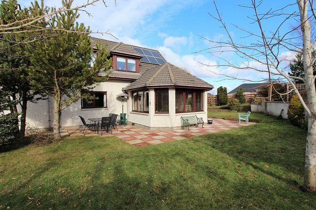 Garden 3 of 5 Cononbrae Close, Conon Bridge, Dingwall IV7
