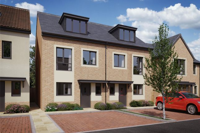 Thumbnail Semi-detached house for sale in The Aralon Strawberry Fields, Mendip Road, Yatton, Bristol