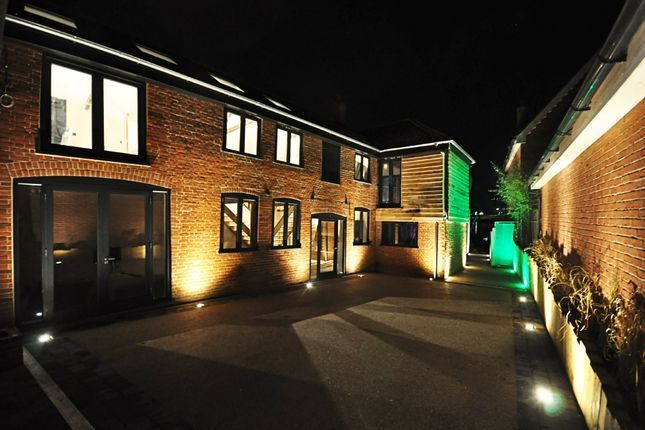 Thumbnail Barn conversion for sale in Market Hill, Diss