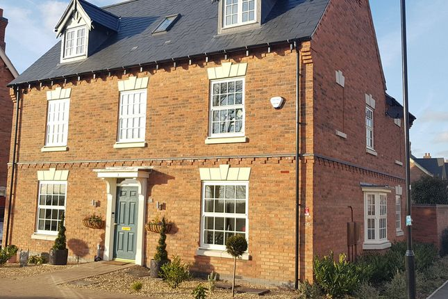 Thumbnail Detached house for sale in Leticia Avenue, Leicestershire, 9