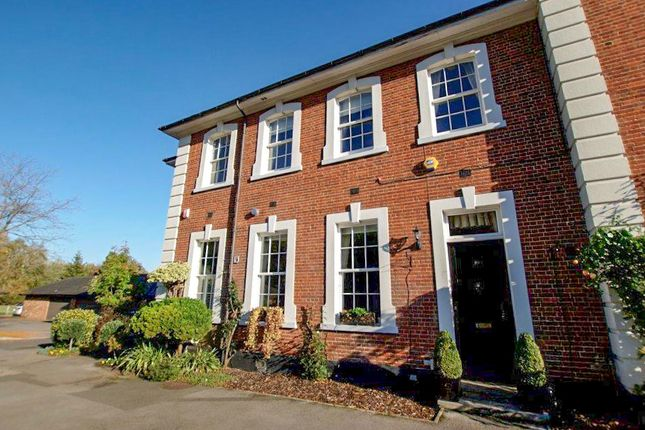 Thumbnail Terraced house for sale in Winchfield Court, Winchfield, Hartley Wintney