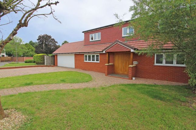 Thumbnail Detached house for sale in Post Office Road, Seisdon, Wolverhampton
