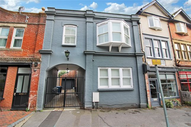Thumbnail Terraced house for sale in Parr Street, Ashley Cross, Poole, Dorset