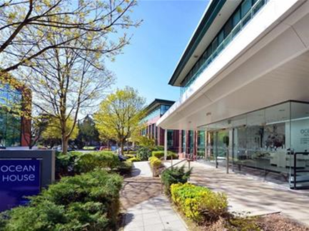 Thumbnail Office for sale in Ocean House, Towers Business Park, Wilmslow Road, Manchester
