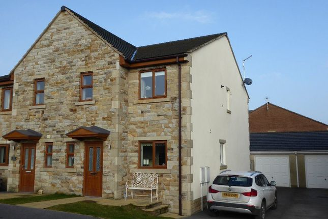 Thumbnail Semi-detached house to rent in Montague Street, Clitheroe