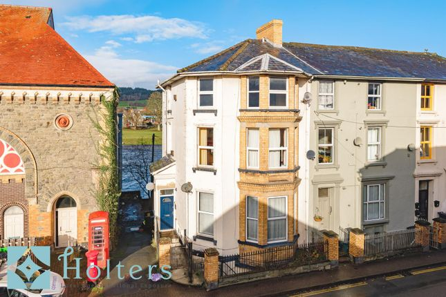Thumbnail Flat for sale in Castle Street, Builth Wells
