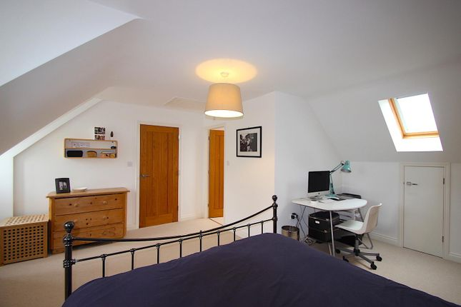 Master Bedroom of Howards Court, Kirby Muxloe, Leicester LE9