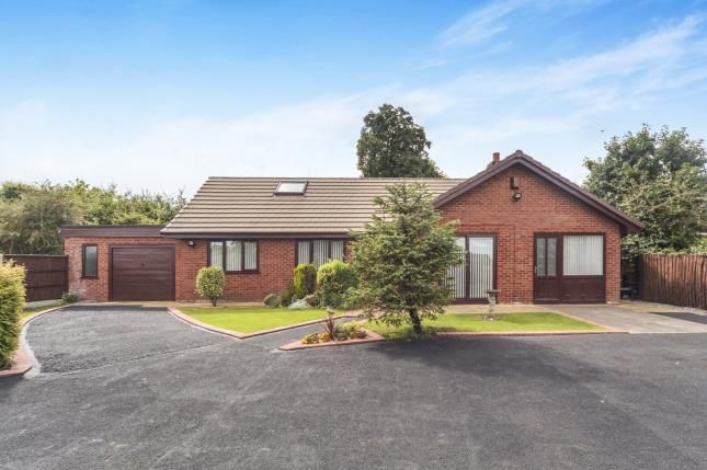 Thumbnail Bungalow for sale in School Lane, Rainhill, Prescot, Merseyside