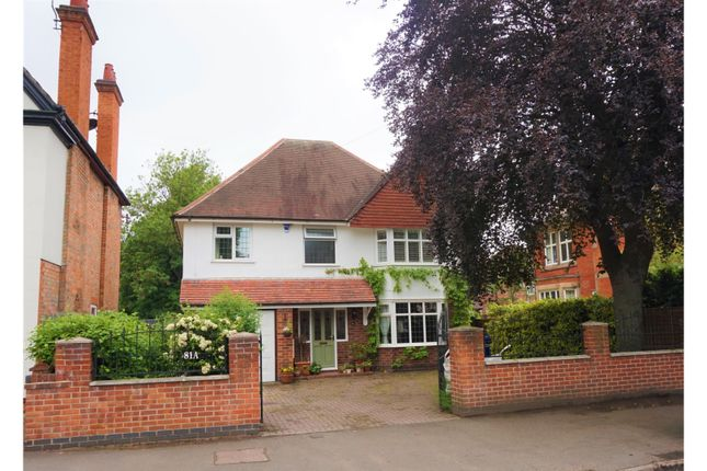 Thumbnail Detached house for sale in Nottingham Road, Long Eaton