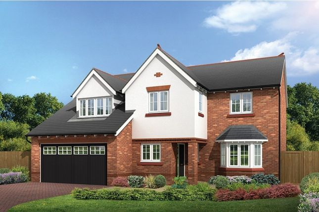 "Thumbnail Detached house for sale in ""Chesham"" at Common Lane, Lach Dennis, Northwich"