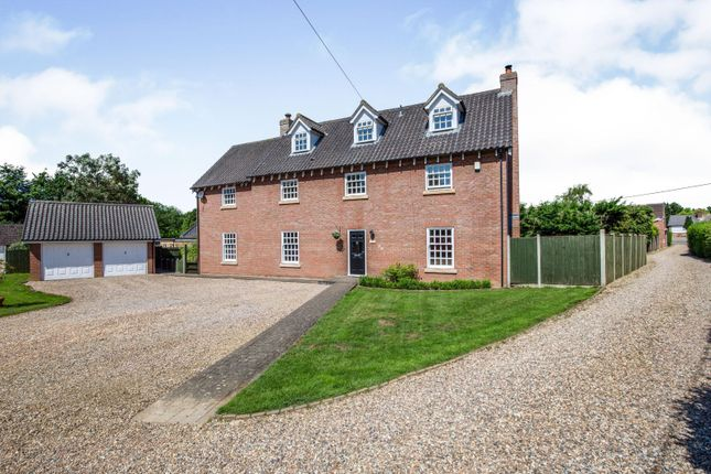 Thumbnail Detached house for sale in Besthorpe, Norfolk