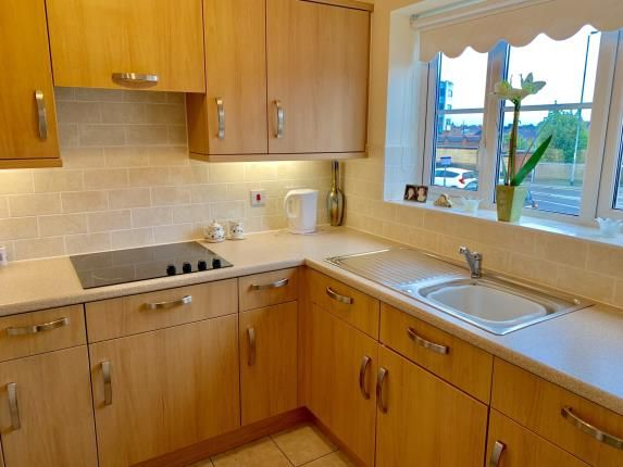 Kitchen of Brindley Lodge, 2 Hope Road, Sale, Greater Manchester M33