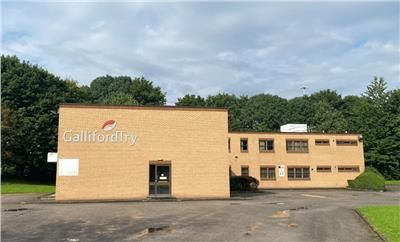 Thumbnail Office for sale in Galliford Try House, Pontefract Road, Normanton Industrial Estate, Normanton, West Yorkshire
