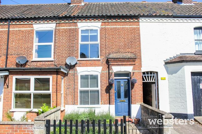 Thumbnail Terraced house for sale in Melrose Road, Norwich