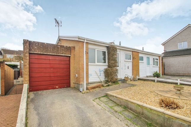 Thumbnail Semi-detached bungalow for sale in Sunningdale Road, Saltash