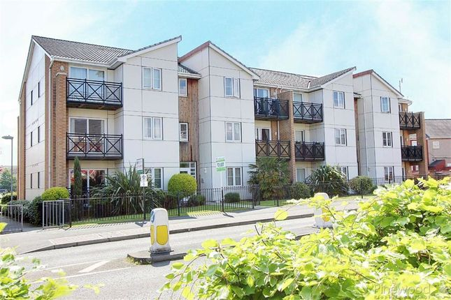 Thumbnail 1 bed flat to rent in Kentmere House, Archdale Close, Chesterfield, Derbyshire