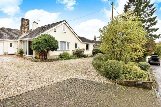 Thumbnail Detached bungalow for sale in Winterbourne Bassett, Swindon