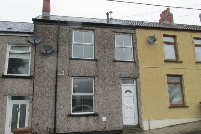 Thumbnail Property to rent in Arthur Street, Abertysswg, Rhymney, Tredegar