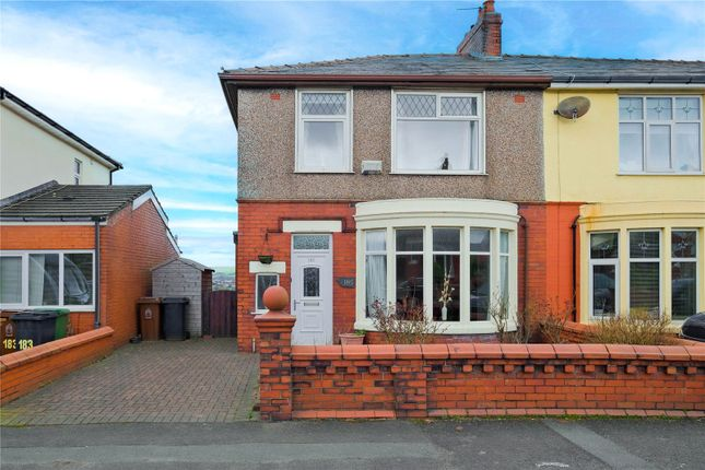 Thumbnail Semi-detached house for sale in Dill Hall Lane, Church, Accrington