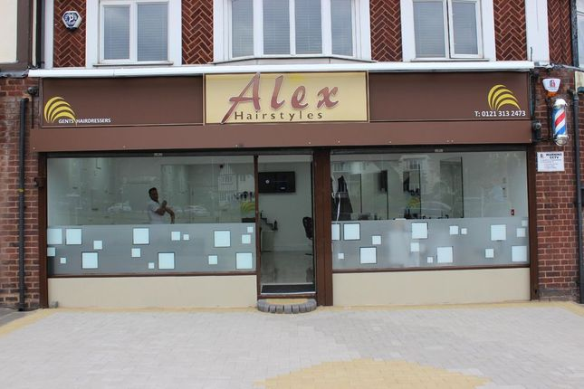 Thumbnail Retail premises for sale in Eachelhurst Road, Sutton Coldfield