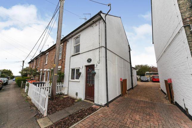 2 bed end terrace house for sale in Princes Street, Toddington, Dunstable LU5
