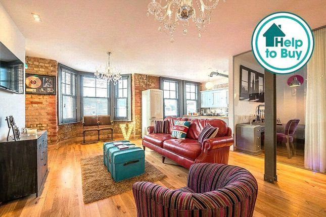 Thumbnail Flat for sale in Hyacinth House, Sydenham Hill, London