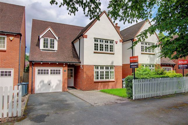Thumbnail Detached house for sale in New House Farm Drive, Northfield, Birmingham