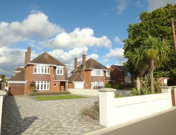 Thumbnail Detached house for sale in Castle Lane West, Bournemouth